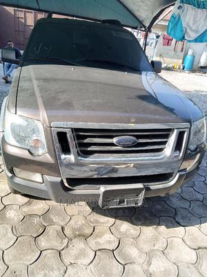 Ford Explorer 2007 Brown | Cars for sale in Rivers State, Port-Harcourt