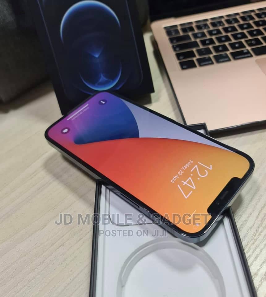 New Apple iPhone 12 Pro Max 128GB Blue | Mobile Phones for sale in Lekki, Lagos State, Nigeria