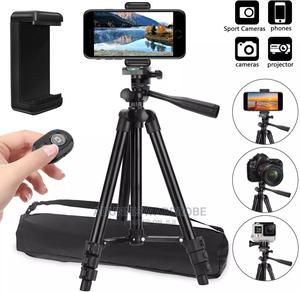 Camera/Phone Tripod Stand | Accessories & Supplies for Electronics for sale in Lagos State, Ikeja