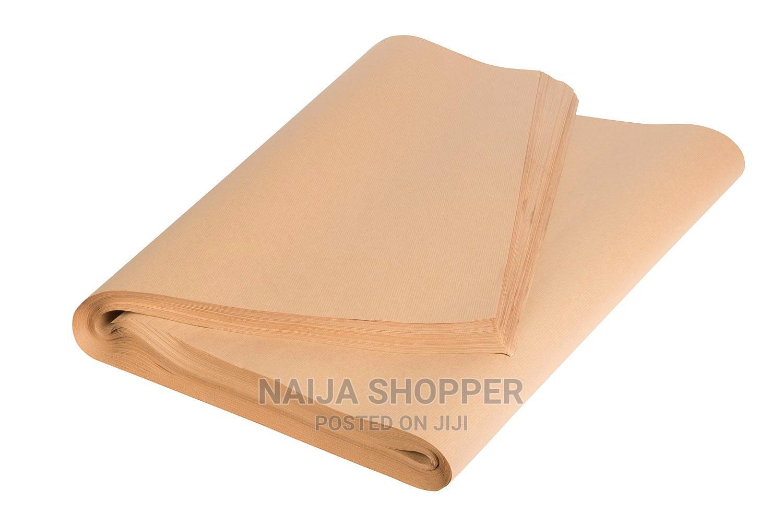 Kraft Paper/ Brown Pattern Making Paper-20 Sheets - 40 × 28