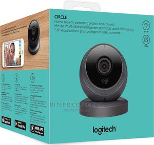 Logitech Circle - Home Wifi Security Camera | Photo & Video Cameras for sale in Lagos State, Ikeja