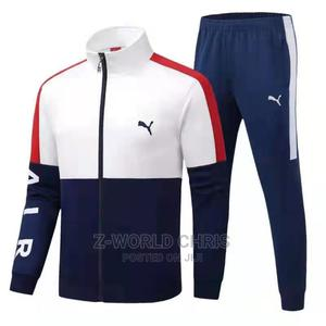 Puma Unisex Tracksuit   Clothing for sale in Lagos State, Surulere