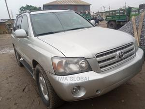 Toyota Highlander 2006 Silver | Cars for sale in Lagos State, Abule Egba