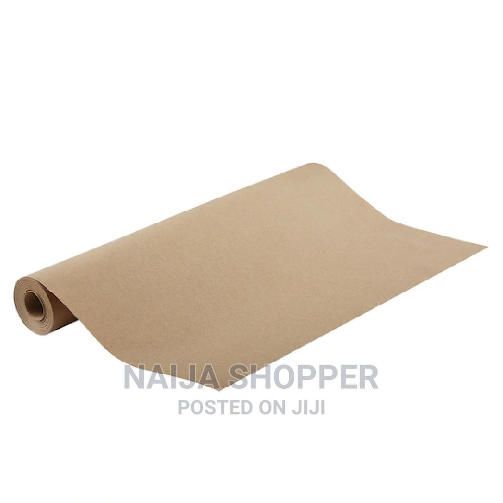 Kraft Paper/ Brown Pattern Making Paper-20 Sheets - 40 × 28 | Stationery for sale in Yaba, Lagos State, Nigeria