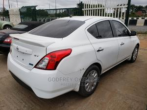 Nissan Versa 2015 White | Cars for sale in Lagos State, Ikeja