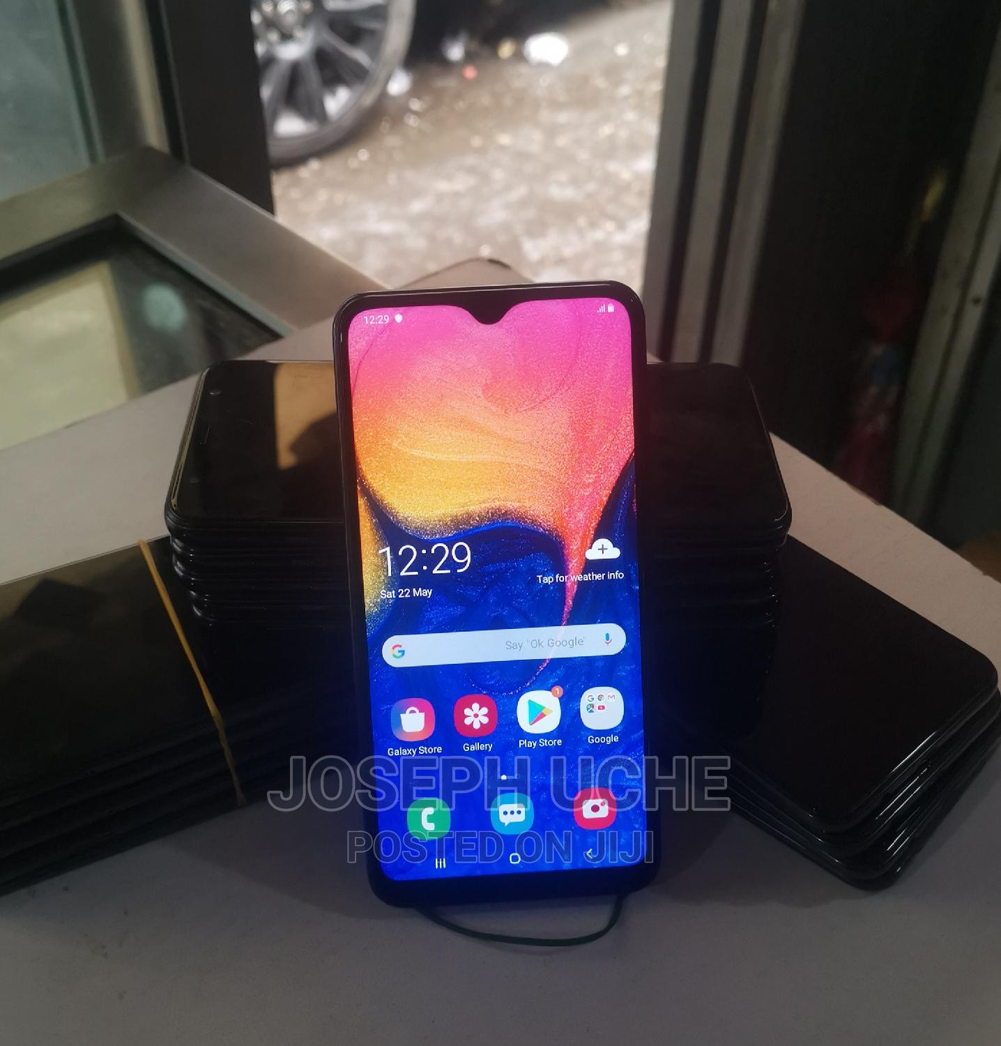 Samsung A10 32 GB Black | Mobile Phones for sale in Mushin, Lagos State, Nigeria