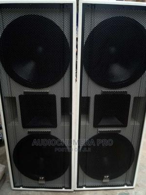 Soundprince Double-Speaker SP-315   Audio & Music Equipment for sale in Lagos State, Ikeja