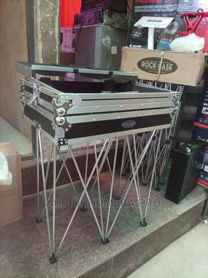 Complete Professional DJ Controller Case and Stand   Audio & Music Equipment for sale in Lagos State, Ajah