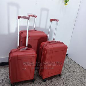 Plastic and Rubber Suitcase Luggage for Sale | Bags for sale in Lagos State, Ikeja