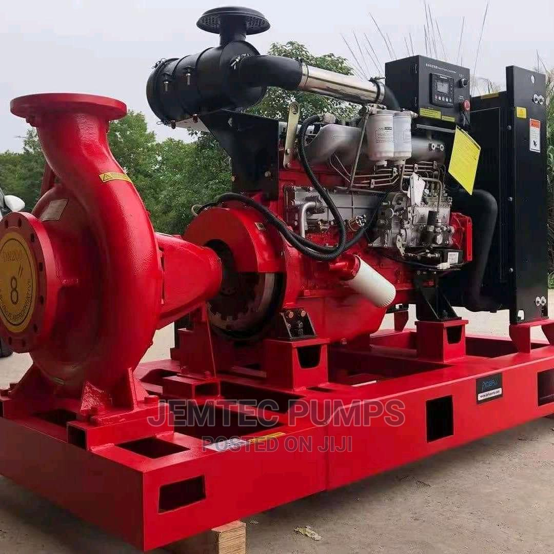 Naffco Fire Hydrant Pump