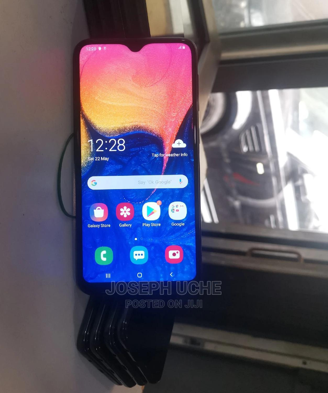Samsung A10 32 GB Black