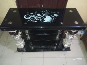 Glass TV Stand   Furniture for sale in Lagos State, Ojo