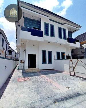 Quality 4 Bedroom Semi Detached Duplex in Lekki for Sale | Houses & Apartments For Sale for sale in Lekki, Chevron