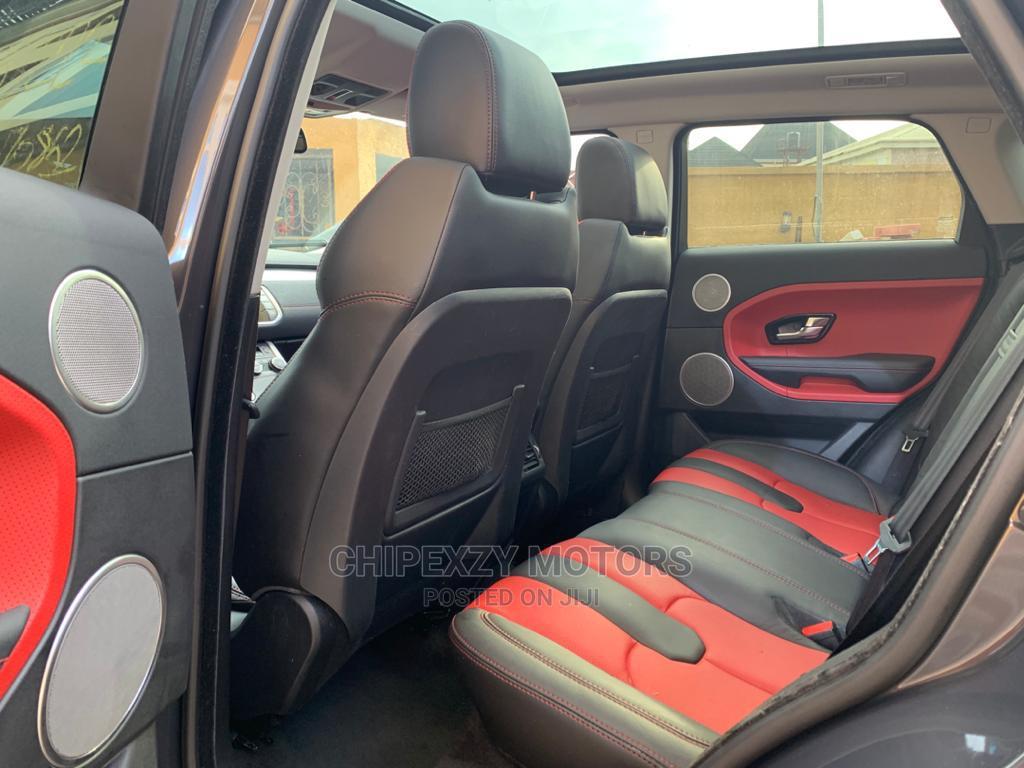Land Rover Range Rover Evoque 2012 Dynamic Black   Cars for sale in Amuwo-Odofin, Lagos State, Nigeria