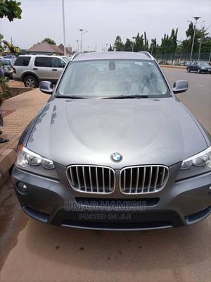 BMW X3 2012 Silver   Cars for sale in Kaduna State, Kaduna / Kaduna State