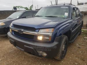 Chevrolet Avalanche 2003 Blue   Cars for sale in Lagos State, Ojodu