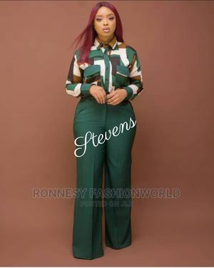 Elegant Classic Female Quality Pant Trouser And Top | Clothing for sale in Lagos State, Ikeja