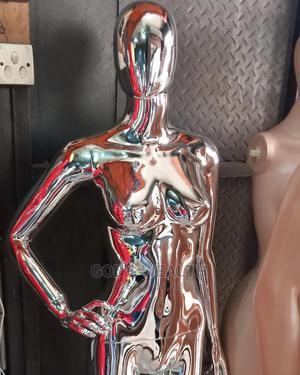 Silver Female Mannequin | Store Equipment for sale in Lagos State, Lagos Island (Eko)