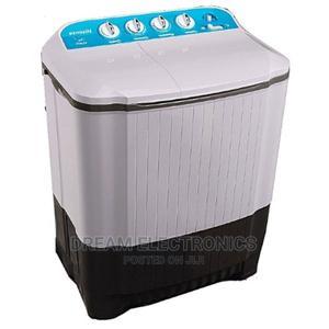 Hisense 10kg Twin Tub Washing Machine Wsja101   Home Appliances for sale in Lagos State, Ikeja