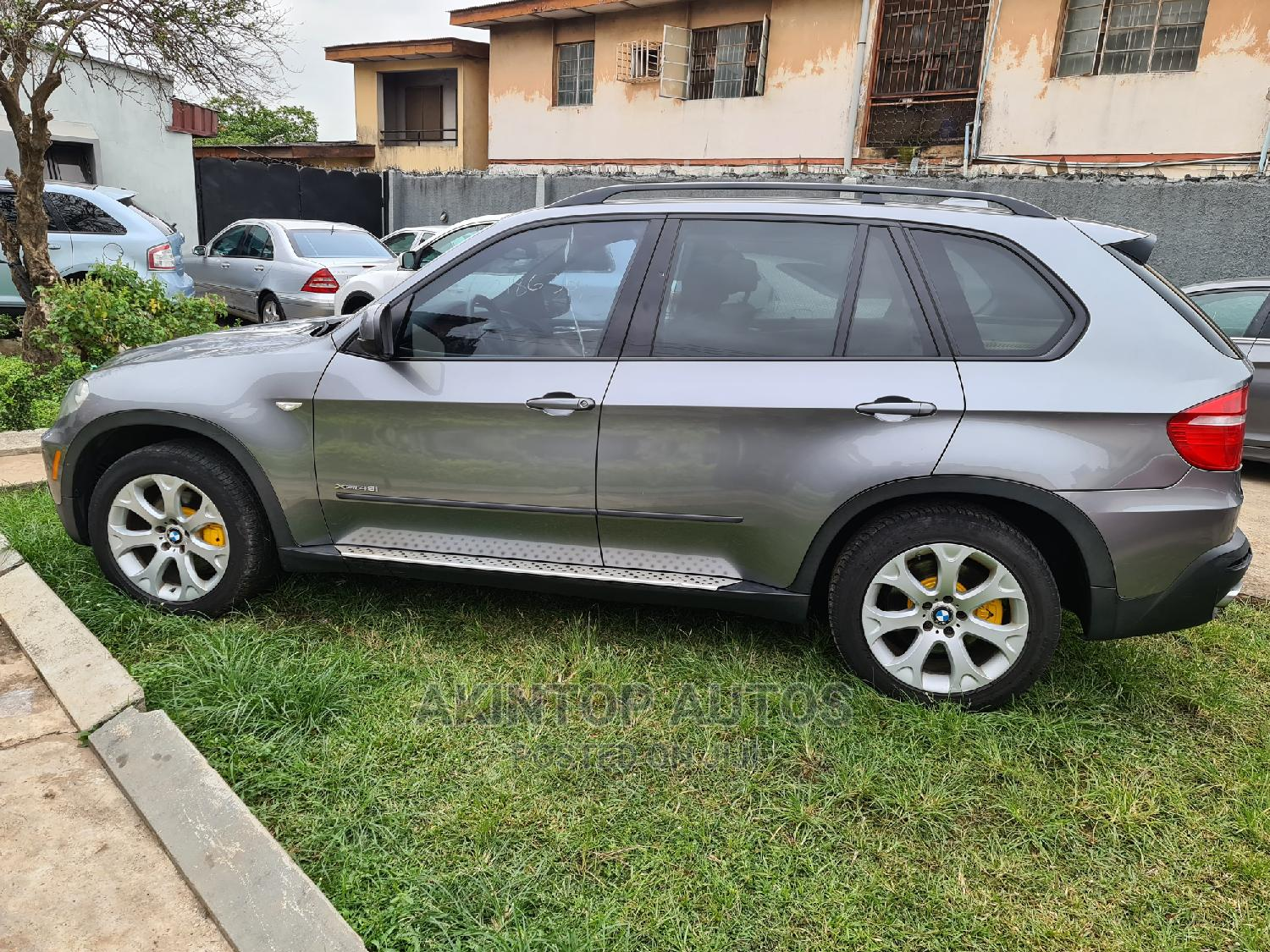 BMW X5 2010 Gray | Cars for sale in Ikeja, Lagos State, Nigeria