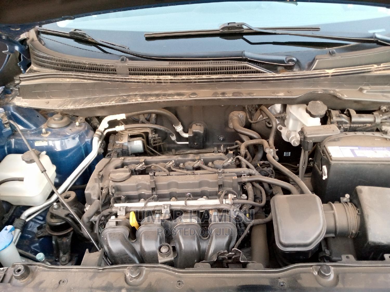 Hyundai Tucson 2011 Blue   Cars for sale in Kaduna / Kaduna State, Kaduna State, Nigeria