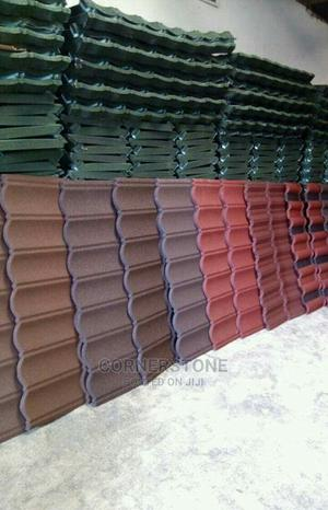 Good Quality Stone Coated Roofing Tiles | Building Materials for sale in Oyo State, Ibadan