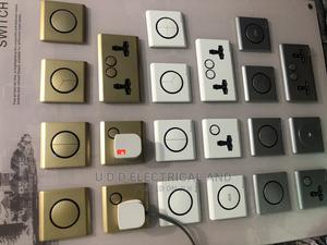 Switch Socket All Sizes Silver And Gold Back   Electrical Hand Tools for sale in Lagos State, Lekki