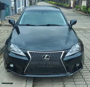 Lexus IS 2006 250 AWD Black | Cars for sale in Lagos State, Ajah