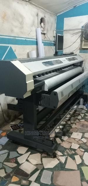 6 Feet Large Format Printing Machine | Printing Equipment for sale in Edo State, Benin City