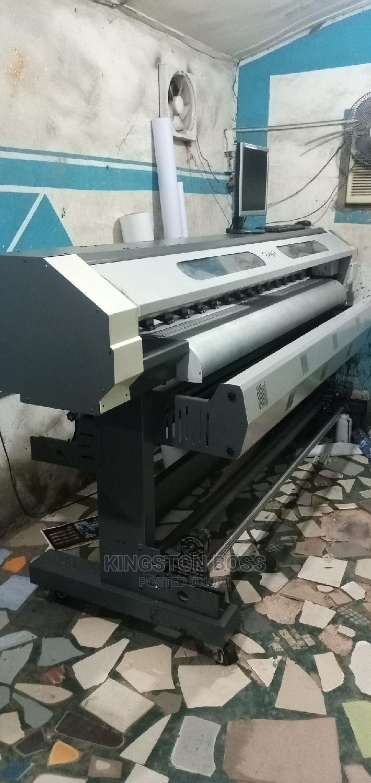 6 Feet Large Format Printing Machine