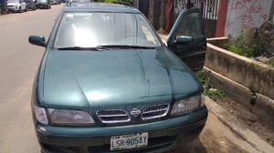 Nissan Primera 2002 Wagon Green   Cars for sale in Lagos State, Ikeja