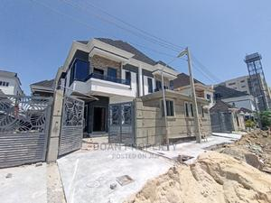 Finished 4 Bedroom Semi Detached Duplex With Bq for Sale | Houses & Apartments For Sale for sale in Lekki, Ikate-Elegushi