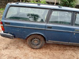 Volvo 240 1989 2.0 Blue   Cars for sale in Lagos State, Ikorodu