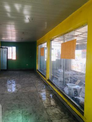 110sqm Shop for Let Opposite Rain Oil Filling Stationepe | Commercial Property For Rent for sale in Lagos State, Epe