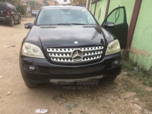 Mercedes-Benz M Class 2006 Black   Cars for sale in Lagos State, Alimosho