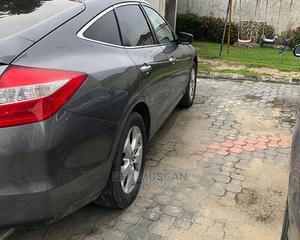 Honda Accord CrossTour 2010 Black | Cars for sale in Lagos State, Ajah