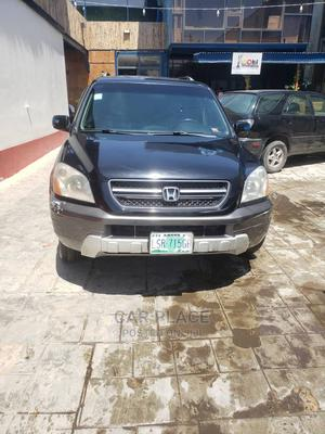Honda Pilot 2005 Black | Cars for sale in Lagos State, Yaba