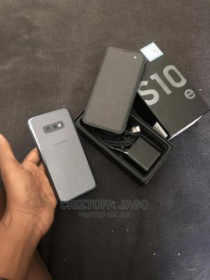 Samsung Galaxy S10e 128 GB Black | Mobile Phones for sale in Lagos State, Maryland