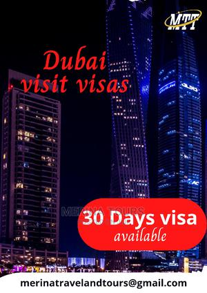 Get Your 30 Days Dubai Visit Visa   Travel Agents & Tours for sale in Abuja (FCT) State, Wuse