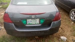 Honda Accord 2007 Gray | Cars for sale in Rivers State, Port-Harcourt