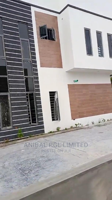 Semi Finished 3 Bedroom Plus Bq Semi Detached Duplex | Houses & Apartments For Sale for sale in Bogije, Ibeju, Nigeria
