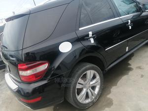 Mercedes-Benz M Class 2012 ML 350 4Matic Black | Cars for sale in Rivers State, Port-Harcourt