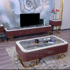 Centre Table and TV Stand | Furniture for sale in Lagos State, Amuwo-Odofin