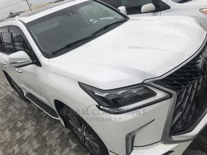 Lexus LX 2016 570 Base White | Cars for sale in Lagos State, Lekki