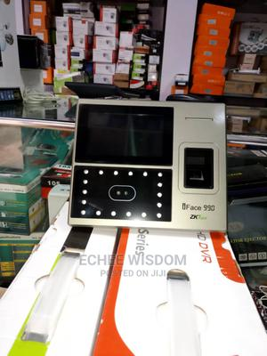 ZKT Iface 990 Facial Time Attendance and Fingerprint   Safetywear & Equipment for sale in Abuja (FCT) State, Wuse 2