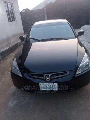 Honda Accord 2005 2.4 Type S Automatic Black   Cars for sale in Rivers State, Port-Harcourt