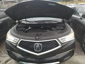 Acura MDX 2018 Base SH-AWD Black   Cars for sale in Lagos State, Ajah