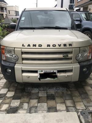 Land Rover LR3 2007 Beige | Cars for sale in Lagos State, Lekki
