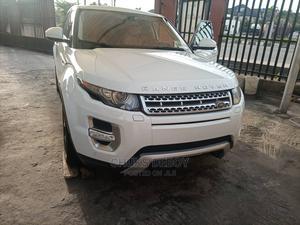 Land Rover Range Rover Evoque 2015 White | Cars for sale in Lagos State, Amuwo-Odofin