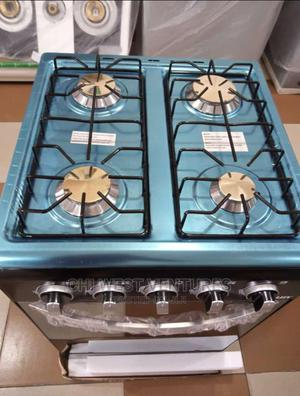 4 Burner Skyrun Gas Cooker All Gas With Oven And Grill. | Kitchen Appliances for sale in Lagos State, Ikeja